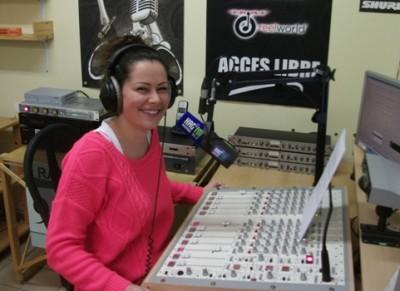 Cécilia -  Radio HAG' FM