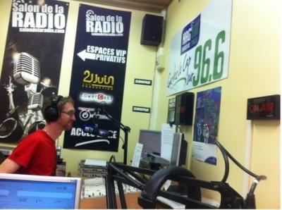 Guillaume -  Radio HAG' FM