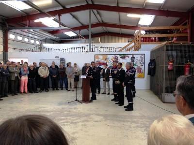 CS pompiers Beaumont - 1