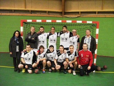 Pointe Hague Handball PHHB - HAG' FM [800x600]