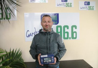 Fabrice - Greville-Hague- GPS - Juillet 2016