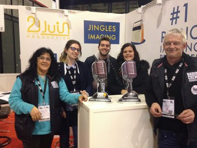 Hag fm remporte deux prix au salon de la radio 2017 for Salon de la radio 2017