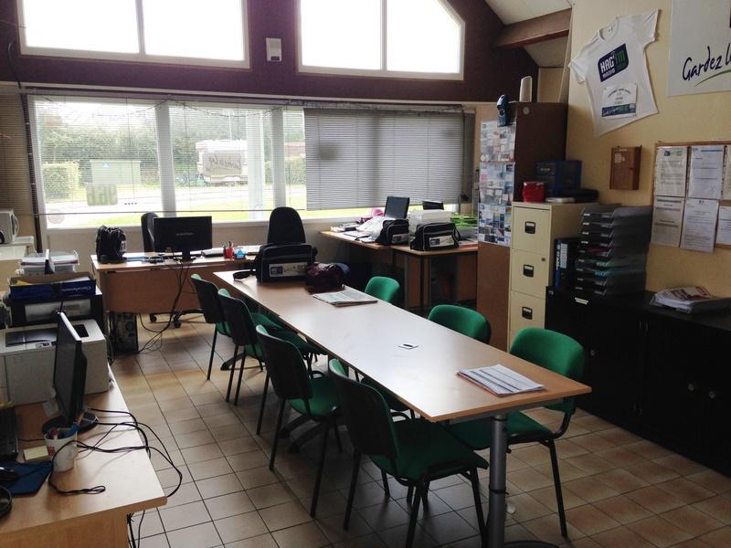 Bureaux HAG' FM