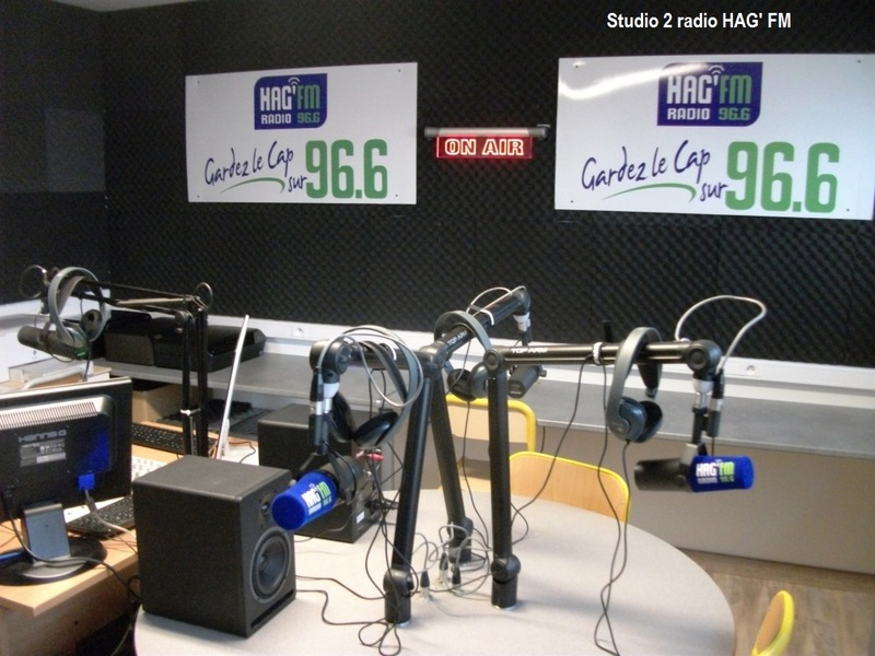 Régie HAG' FM (2)