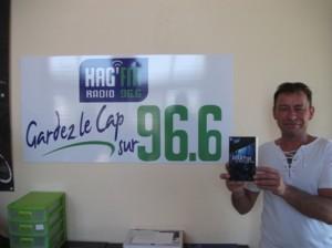 Gagnant livre GOT radio HAG' FM