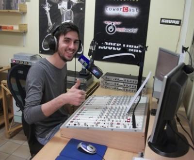 Maxence - Radio HAG' FM