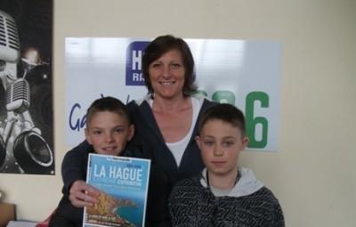 Gagnante magazine Hague