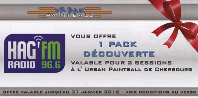 PaintBall Cherbourg